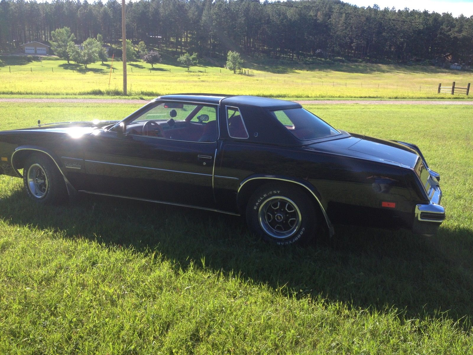 1977 oldsmobile cutlass salon 39k actual miles along with for 1976 cutlass salon for sale