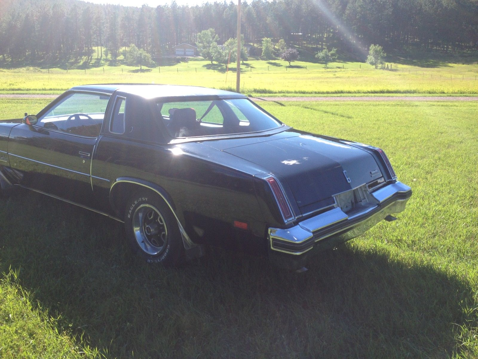 1977 oldsmobile cutlass salon 39k actual miles along with
