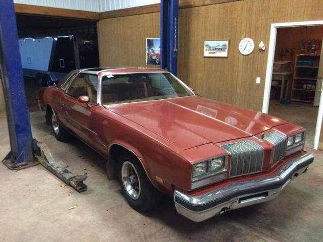 1977 oldsmobile cutlass supreme t tops classic for 1977 oldsmobile cutlass salon