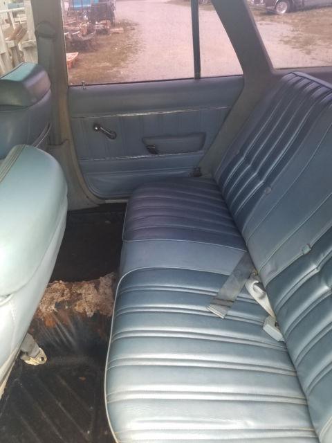Plymouth Volare Wagon Dodge Aspen