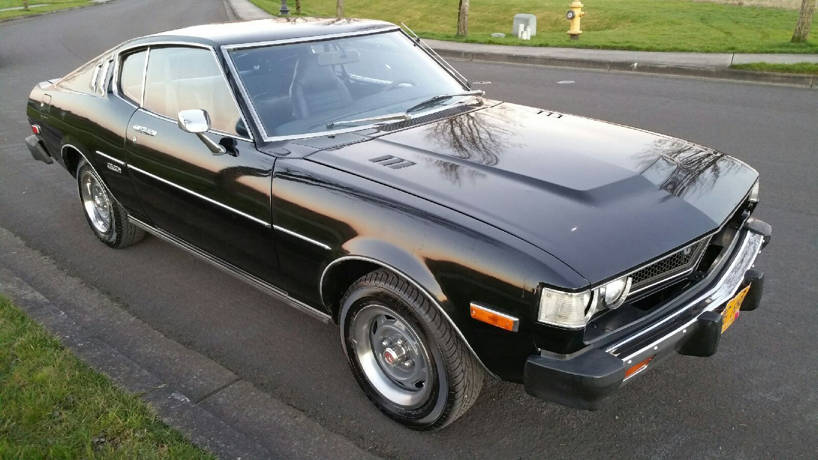 1977 Toyota Celica GT Liftback Low miles Coupe 5-Speed Manual 1978