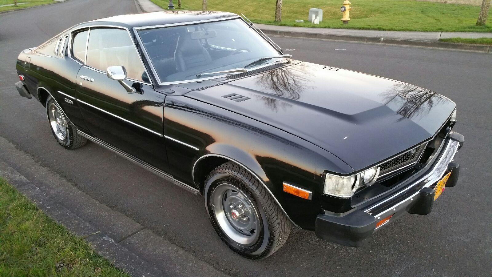 1977 Toyota Celica Gt Liftback Low Miles Coupe 5 Speed Manual 1978 1973 2000
