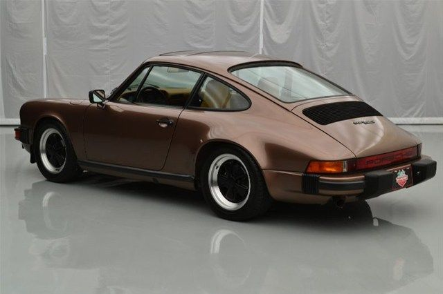 1978 3 0liter Flat Six 911sc 5 Spd A C Restored Copper