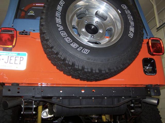 1978 Amc Jeep Cj5 Renegade Levi Edition 304 5 0 V8 Frame