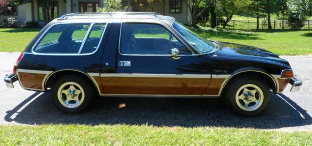 1978 Amc No Reserve Pacer 2 Door Wagon Classic Amc Pacer