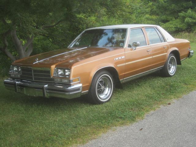 1978 Buick No Reserve Lesabre Custom Sedan 4 Door 5 0l Classic Buick Lesabre 1978 For Sale