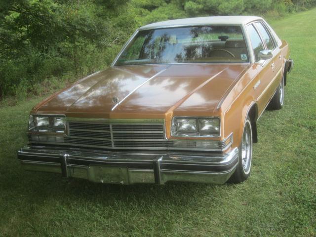 1978 buick no reserve lesabre custom sedan 4 door 5 0l. Black Bedroom Furniture Sets. Home Design Ideas