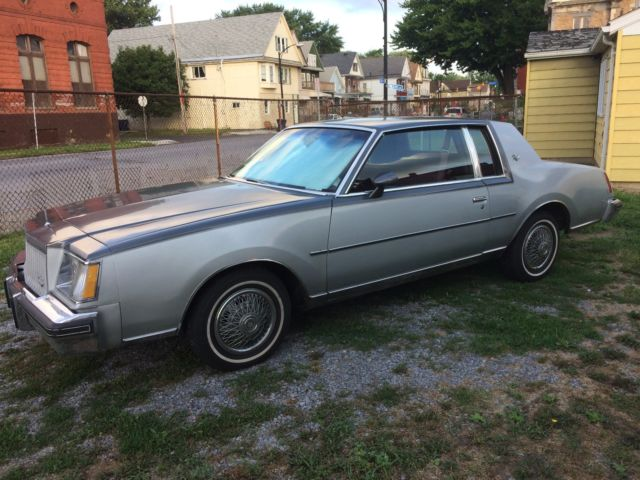 1978 buick regal southern california car many new parts 93 800 miles classic buick regal. Black Bedroom Furniture Sets. Home Design Ideas