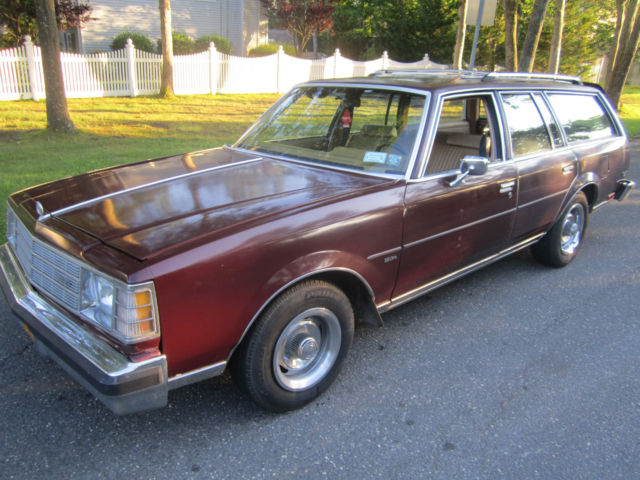 buick station wagon gm rally rims  milege roof rack gasser hot rod classic buick regal