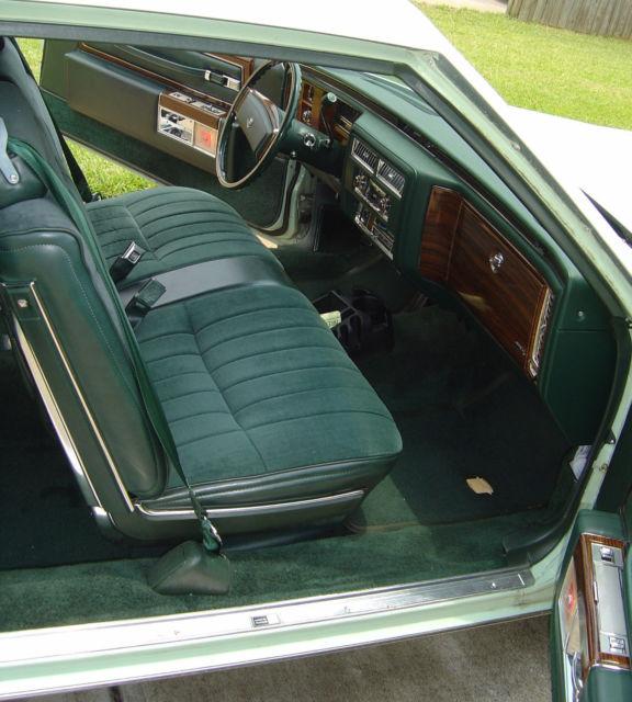 1978 Cadillac Coupe Deville 45K Orig Mi. 1 Owner Seamist