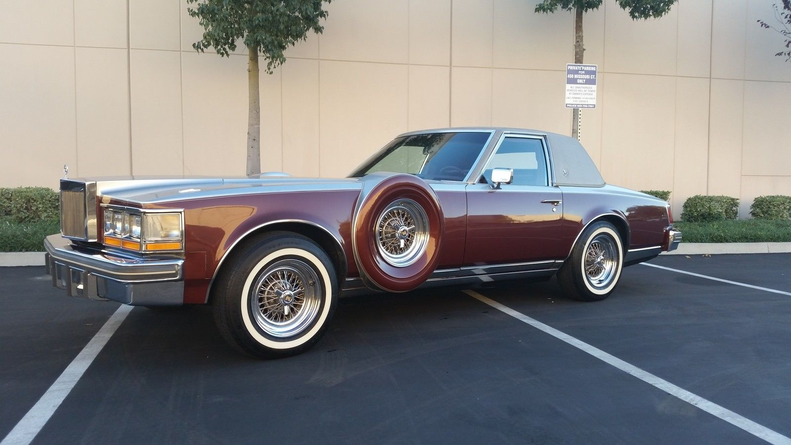 1978 Cadillac Seville Grandeur Opera Coupe >> 1978 Cadillac Opera Coupe Seville Grandeur Motor Car Corporation - Classic Cadillac Other 1978 ...
