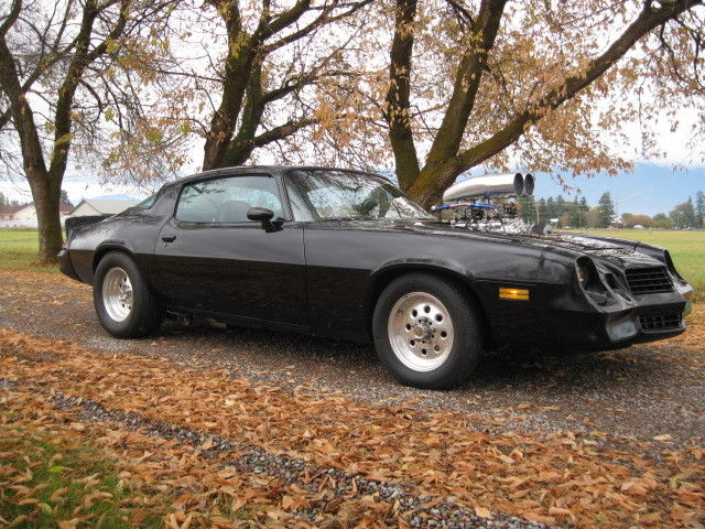 1978 Camaro LT, Pro Street 6-71 Littlefield SBC, Many new parts