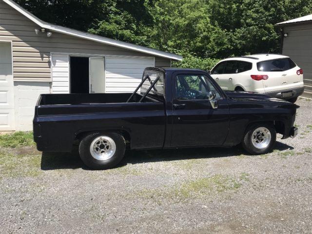 1978 Chevrolet C10 Custom Built Street  Strip Truck