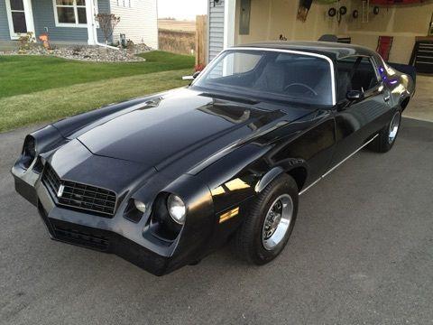 1978 Chevrolet Camaro Lt 1974 1975 1976 1977 1979 1980