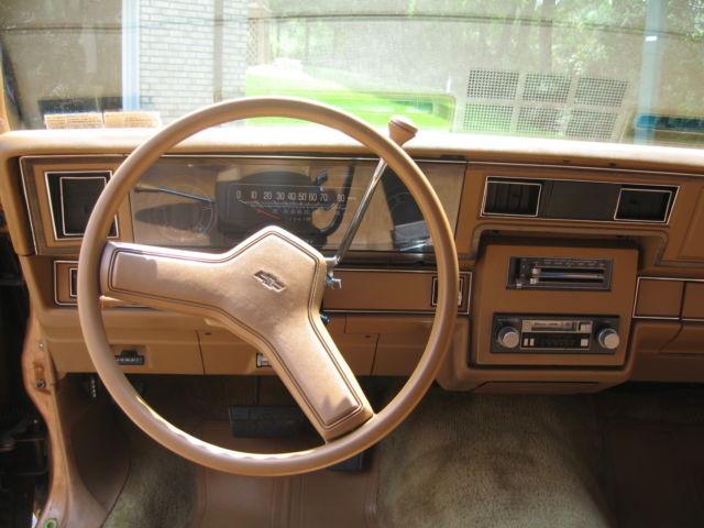1978 Chevrolet Impala Classic Chevrolet Impala 1978 For Sale