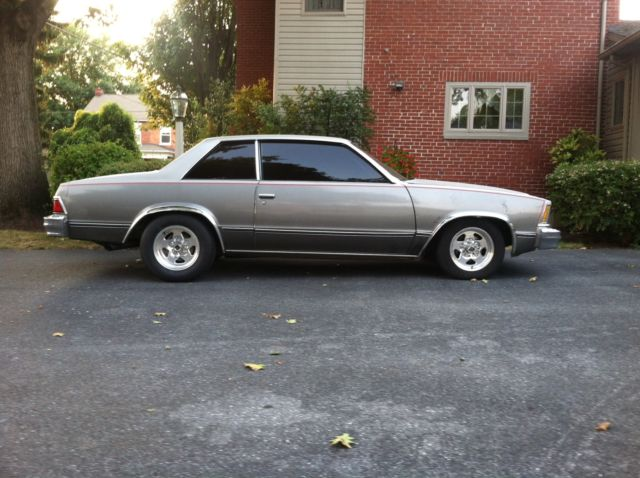 Car For Sale Near Me >> 1978 Chevrolet Malibu Base Coupe 2-Door 5.0L 78 Chevy G Body - Classic Chevrolet Malibu 1978 for ...