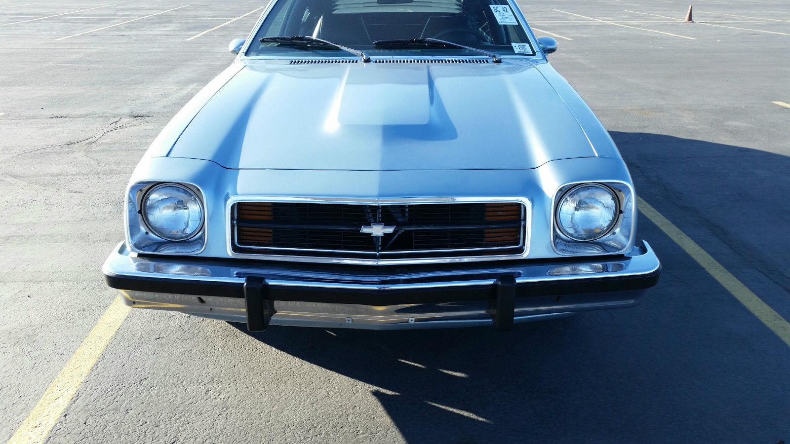 1978 Chevrolet Monza Spyder V8 2 2 Super Rare Classic