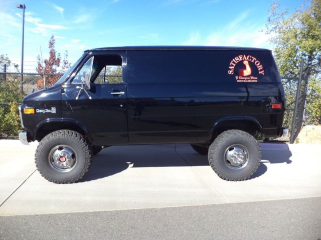 1978 chevy g 30 4x4 pathfinder conversion very rare classic chevrolet g20 van 1978 for sale. Black Bedroom Furniture Sets. Home Design Ideas