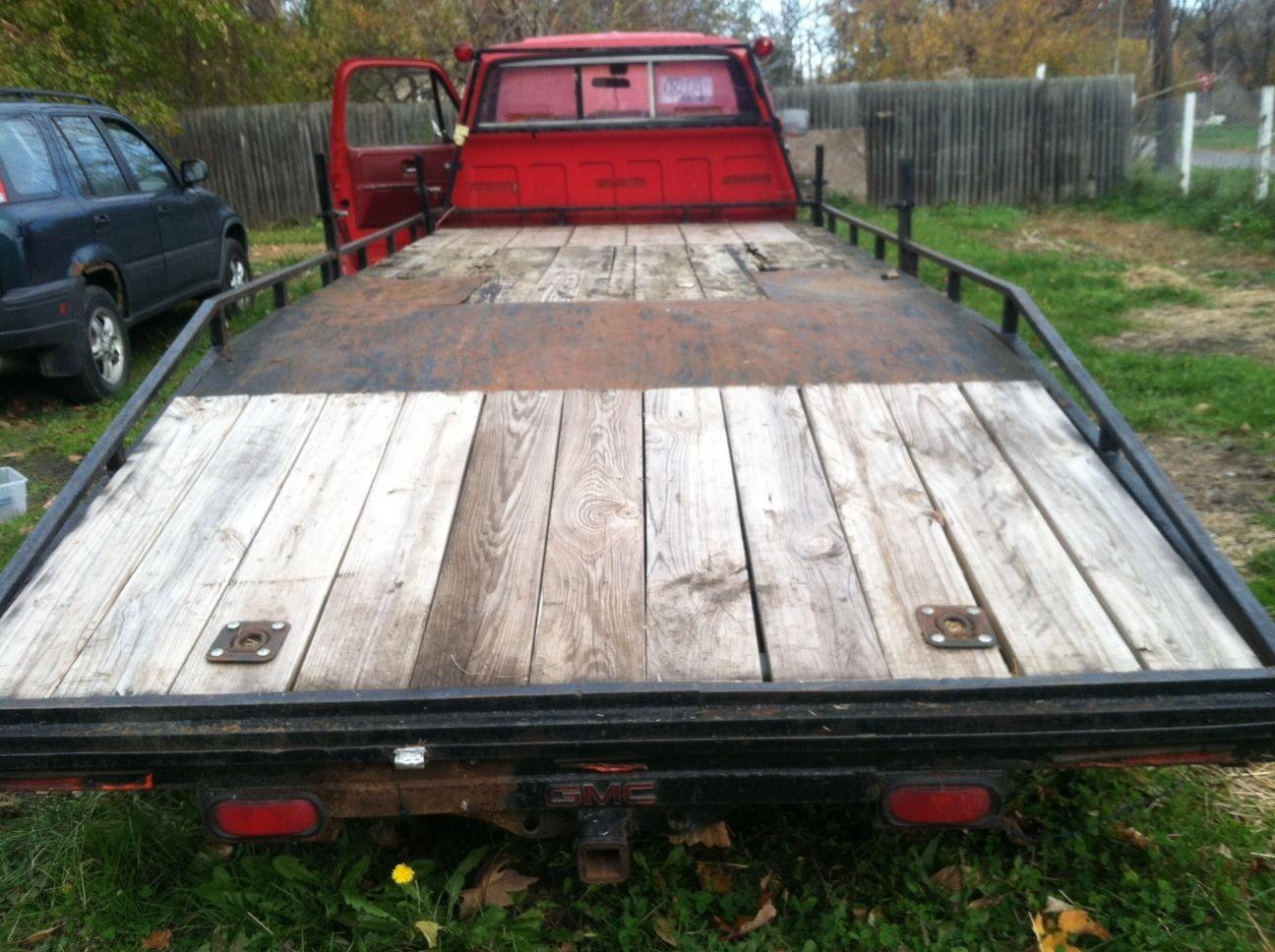 1978 Chevy Vintage Car Hauler - 21 foot Bed - Ramp Truck ...