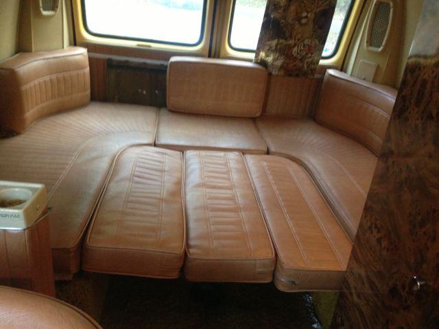 1978 chevy zimmer vintage custom boogie van - Classic ...