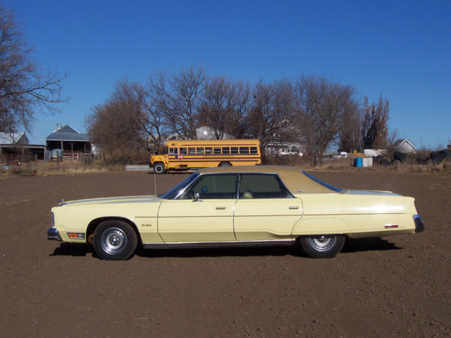 1978 chrysler new yorker 440 engine runs and drives as it. Black Bedroom Furniture Sets. Home Design Ideas