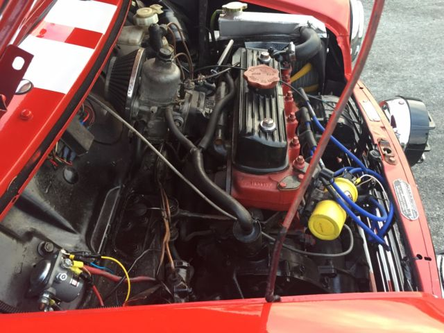 1978 Classic Mini Cooper Lhd 1275 Engine Great Florida Car