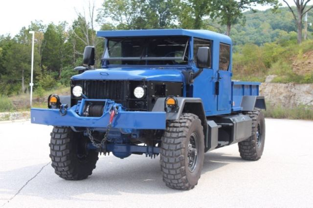 1978 Custom 4 Door, Deuce And A Half, Military Truck, 4x4 ...
