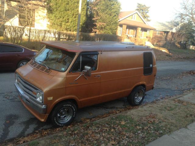 1978 Dodge Quot Shorty Quot Hippy Van Classic Dodge Ram Van 1978