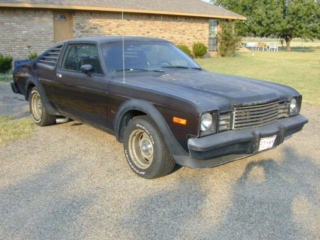 1978 Dodge Aspen Super Coupe 360 Engine Rare 1 Of 531