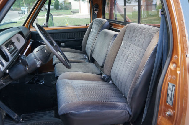 Colorado Springs Dodge >> 1978 Dodge MACHO Power Wagon W150 - Classic Dodge Other ...