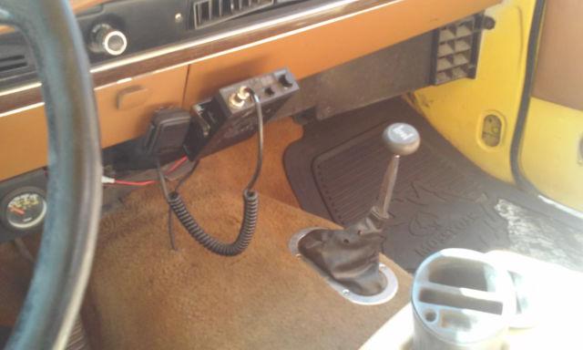1978 Dodge Power Wagon Club Cab