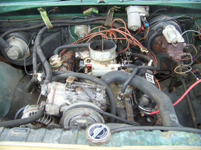 1978 Dodge W200 Club Cab Adventurer Model Low Miles  Solid