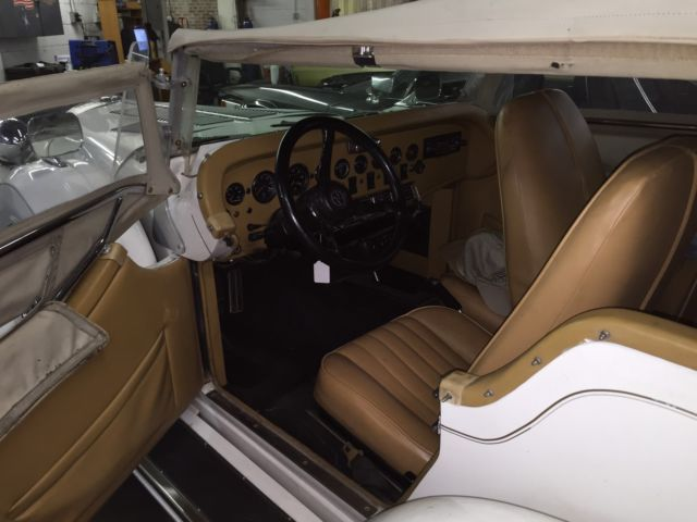 1978 excalibur phaeton iii tan exterior with brown interior 454 chevy engine classic other. Black Bedroom Furniture Sets. Home Design Ideas