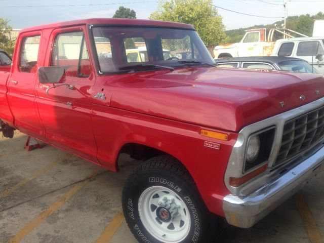 1978 f 250 ford truck crew cab restorations classic ford f 250 1978 for sale. Black Bedroom Furniture Sets. Home Design Ideas