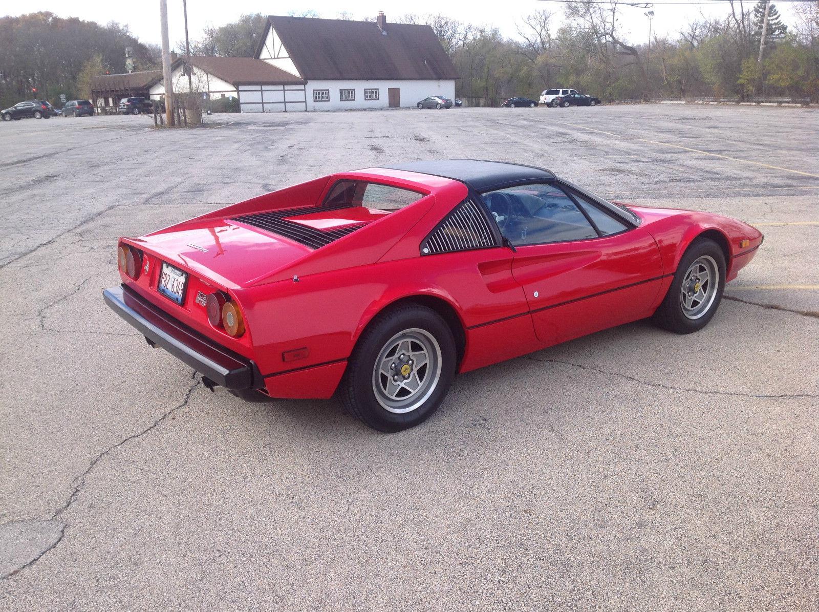 Ferrari 308 Gts For Sale >> 1978 Ferrari 308 GTS carbs carb carburetor red - Classic ...