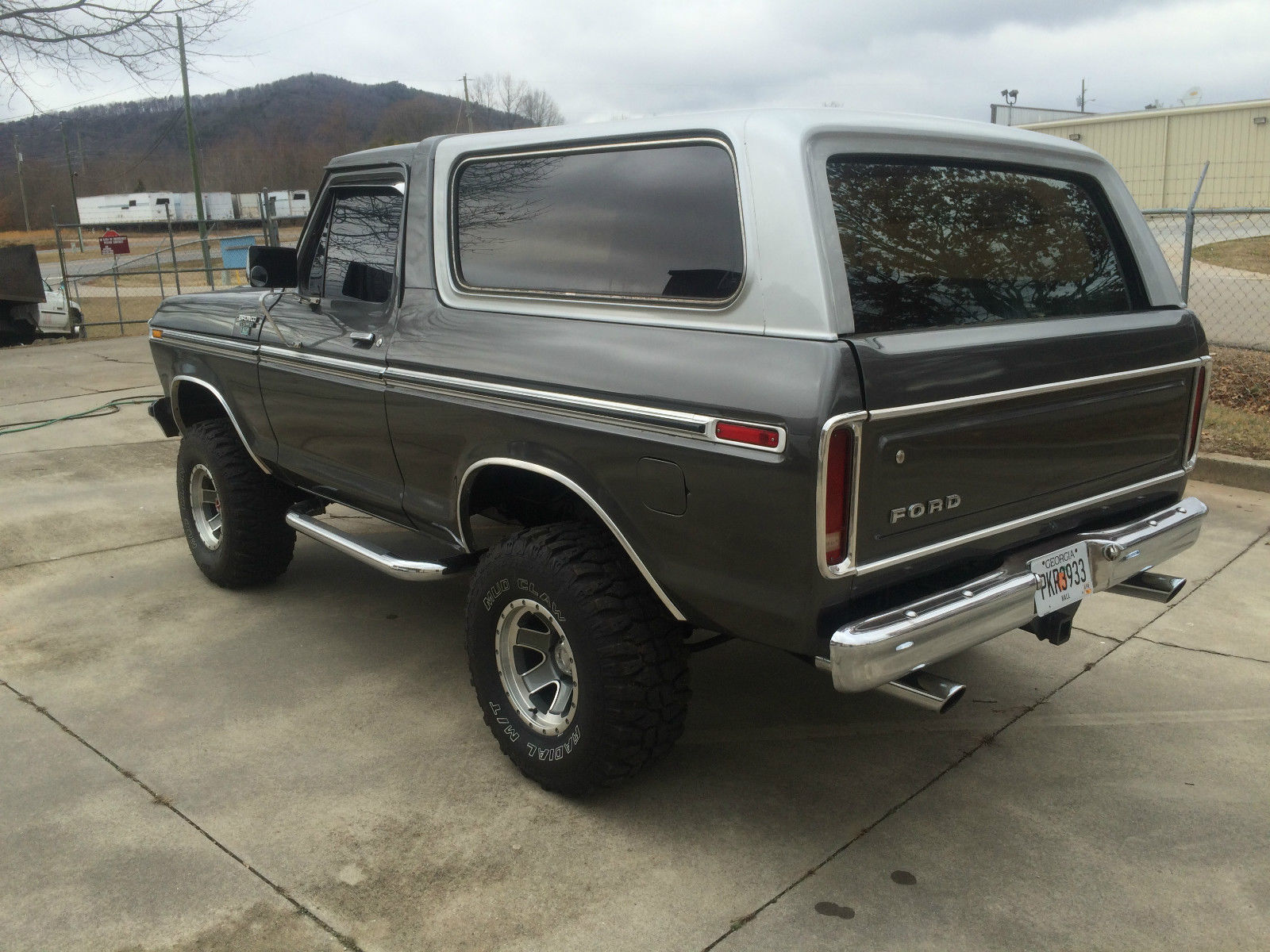 How To Put Air In Car Tires >> 1978 Ford Bronco in excellent condition. 460 big block 4X4 - Classic Ford Bronco 1978 for sale