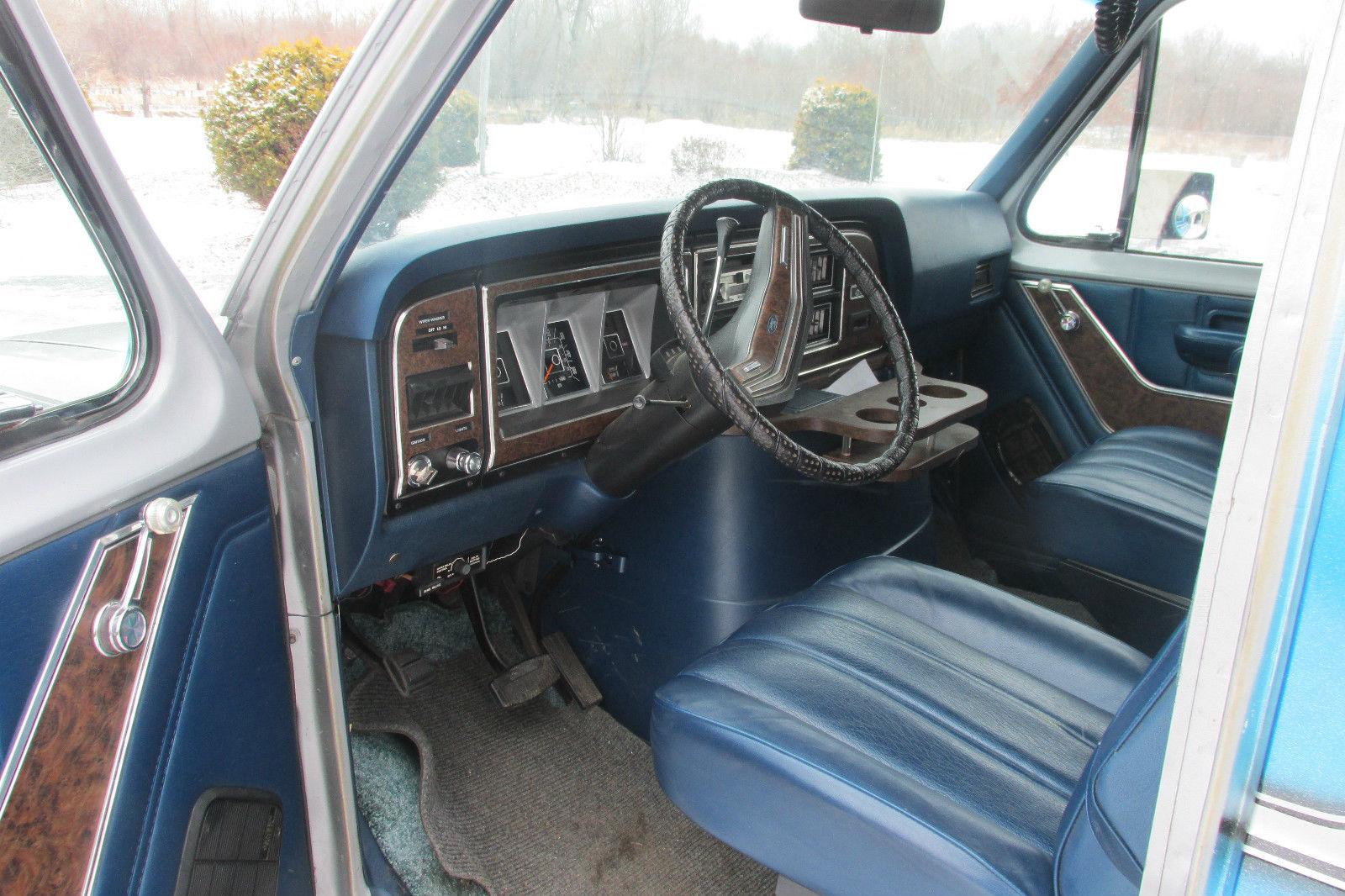 Work Van For Sale >> 1978 FORD E-150 CUSTOM VAN - Classic Ford E-Series Van ...