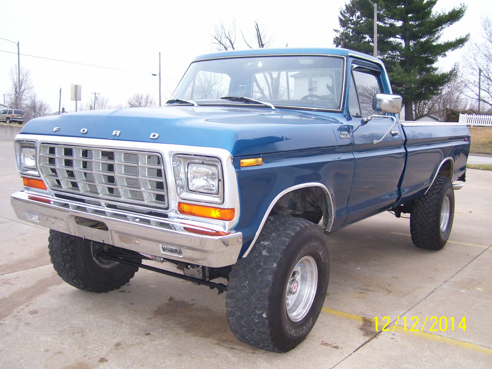 1978 ford f 150 custom 460 v8 4 speed 4x4 classic ford f 150 1978 for sale. Black Bedroom Furniture Sets. Home Design Ideas