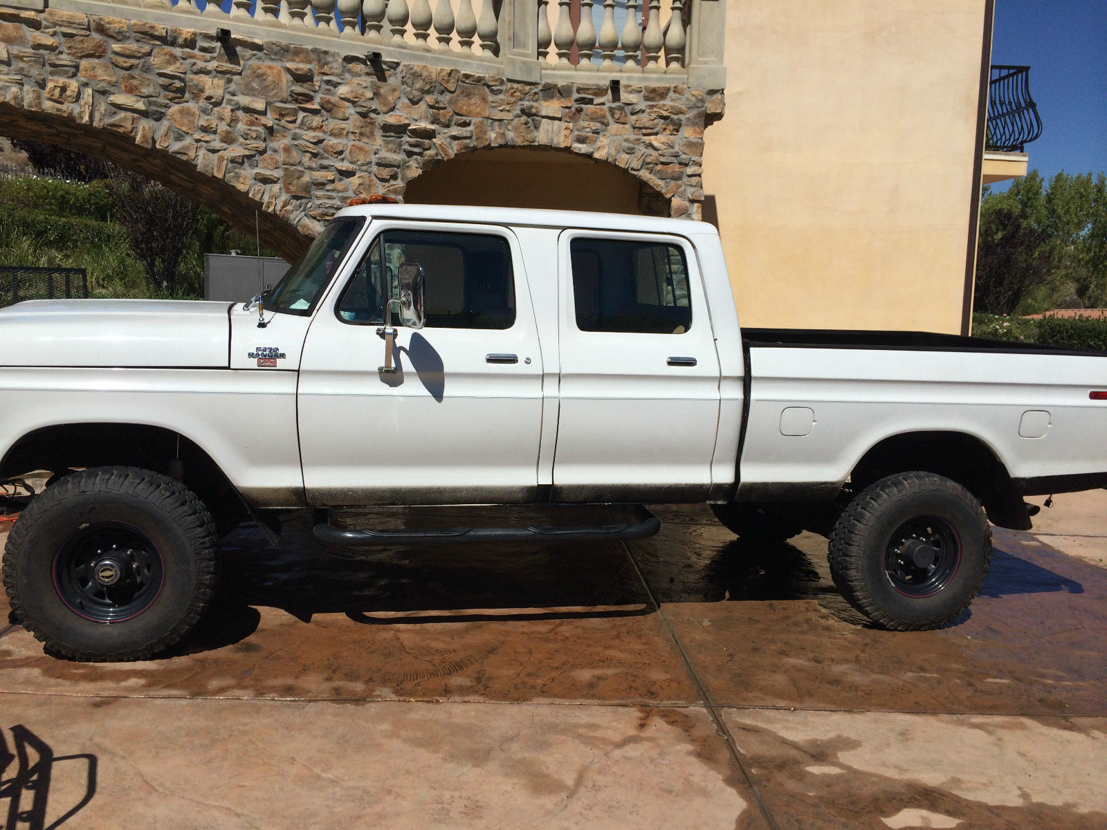 1978 ford f 250 4x4 crewcab classic ford f 250 1978 for sale. Black Bedroom Furniture Sets. Home Design Ideas