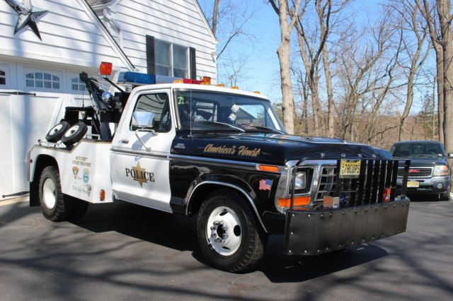 1978 Ford F-350 Holmes 440 Wrecker - Classic Ford F-350 1978 for sale