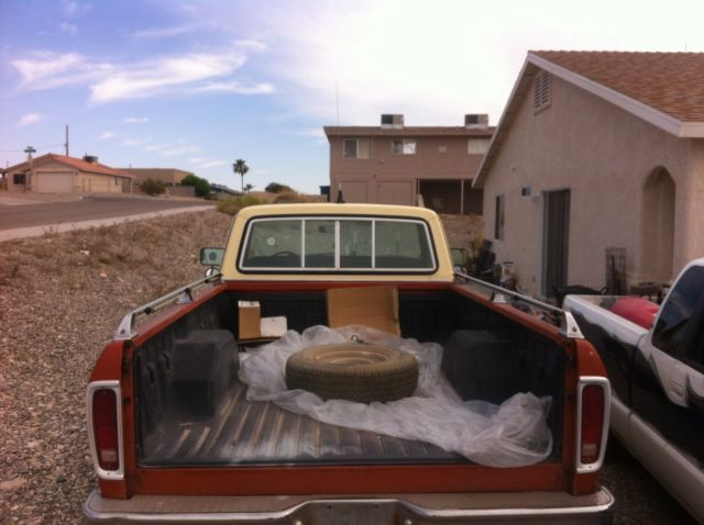 1978 ford f150 needs motor and possably transmission sold as is great body classic ford f 150. Black Bedroom Furniture Sets. Home Design Ideas