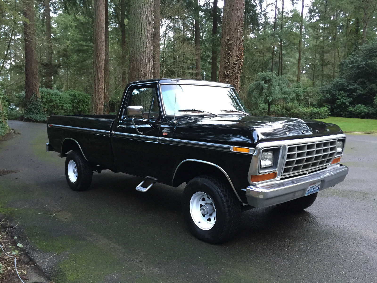 1978 ford f150 ranger xlt 4x4 amazing original condition 100 rust free classic ford f 150. Black Bedroom Furniture Sets. Home Design Ideas