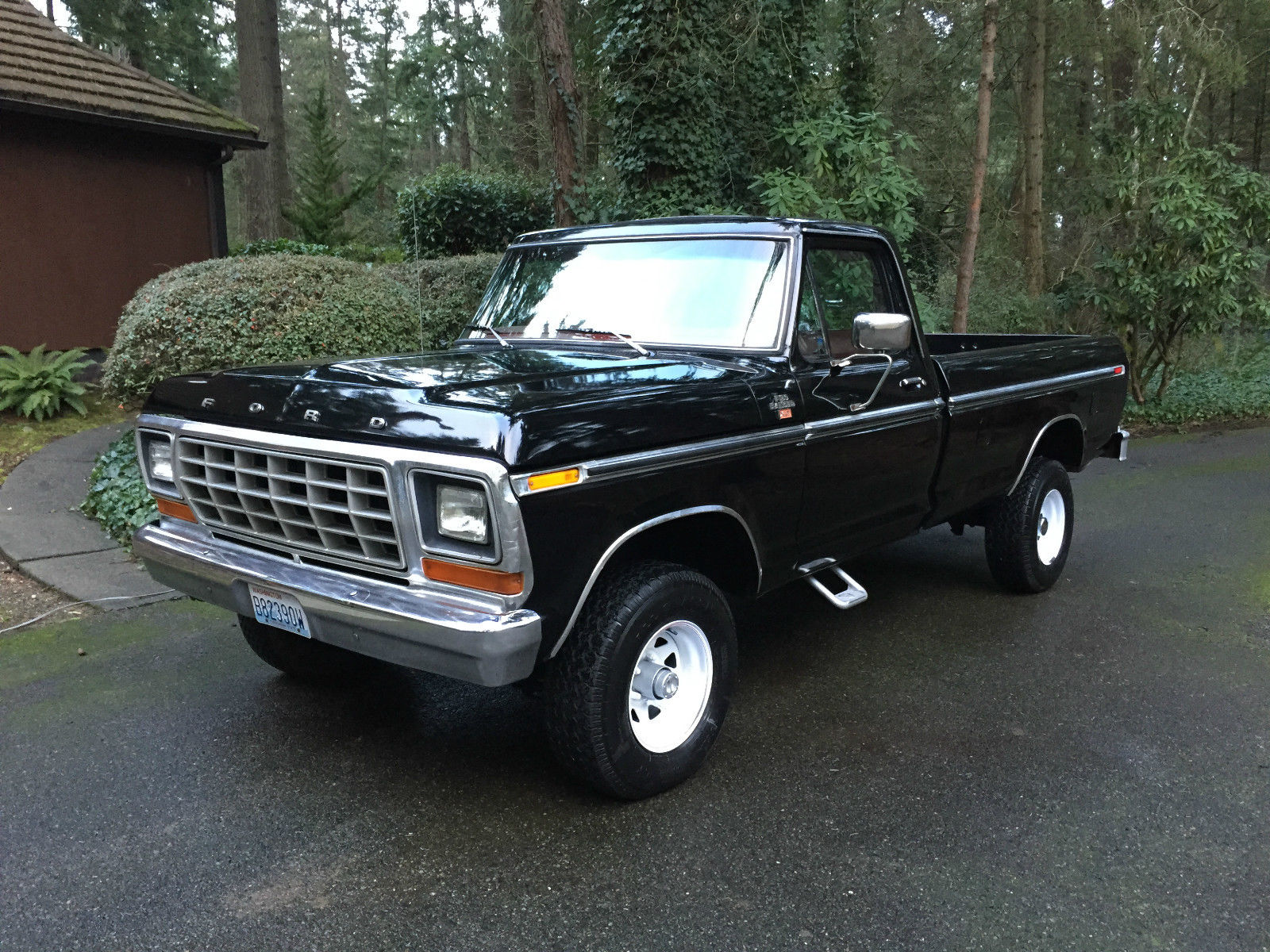 1978 ford f150 ranger xlt 4x4 short bed amazing condition 100 rust free classic ford f 150. Black Bedroom Furniture Sets. Home Design Ideas