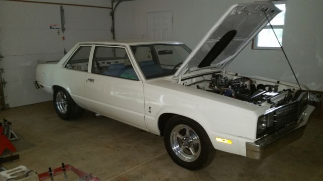 Ford Fairmont Stroker Immaculate Showdrag Car on Ford 351 Windsor Fuel Pump