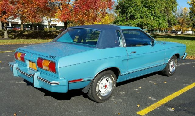 1978 Ford Mustang 2 Ghia For Sale