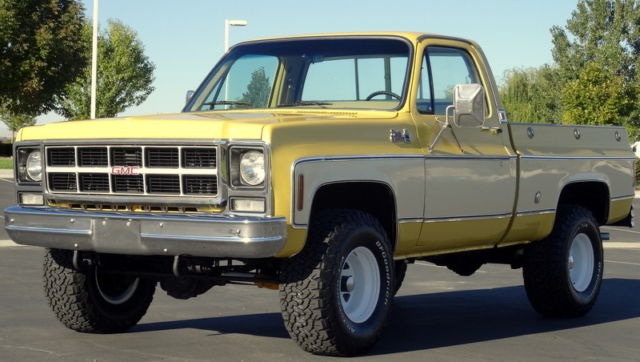 1978 gmc sierra grande autos post for Heritage motors casa grande florence
