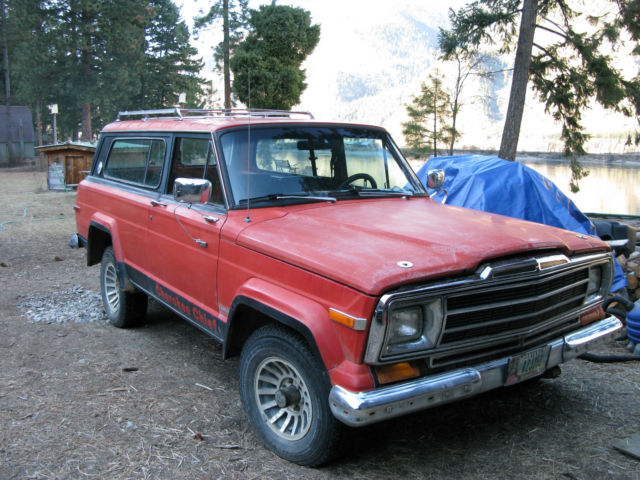 1978 Jeep Cherokee Chief Wide Track Sport Utility 2-Door 5 ...