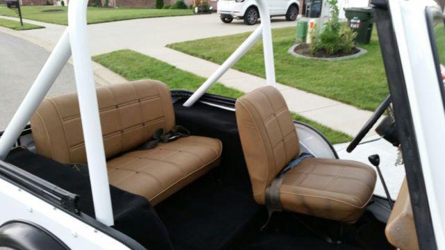 Jeep Renegade Interior >> 1978 Jeep CJ5 4X4 Levi Edition Renegade with 54K Actual ...