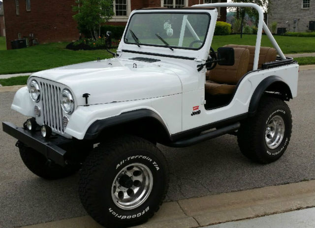Used Jeep Renegade For Sale >> 1978 Jeep CJ5 4X4 Levi Edition Renegade with 54K Actual ...
