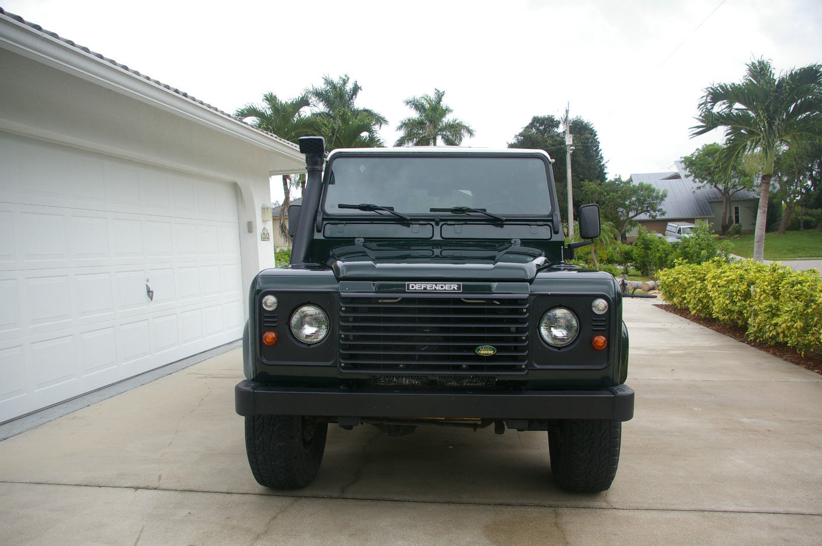1978 Land Rover Defender Classic Land Rover Defender